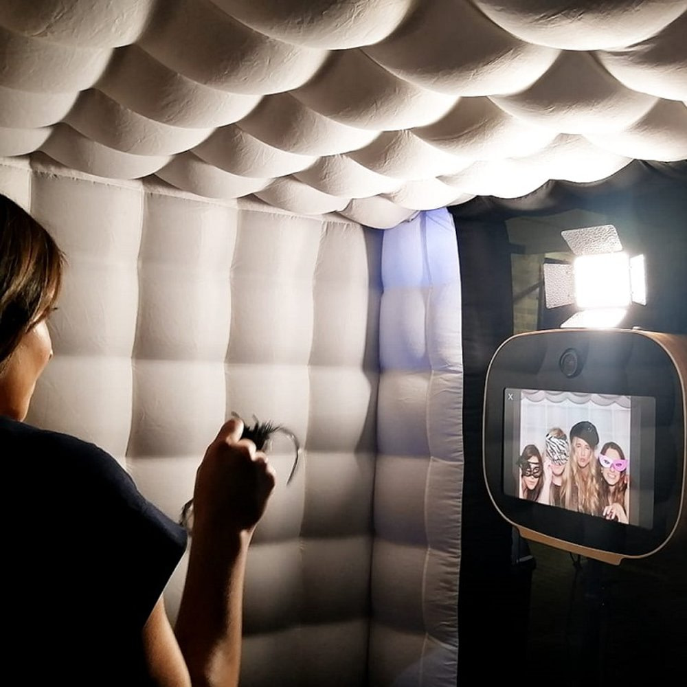 Inflatable Party Photo Booths.