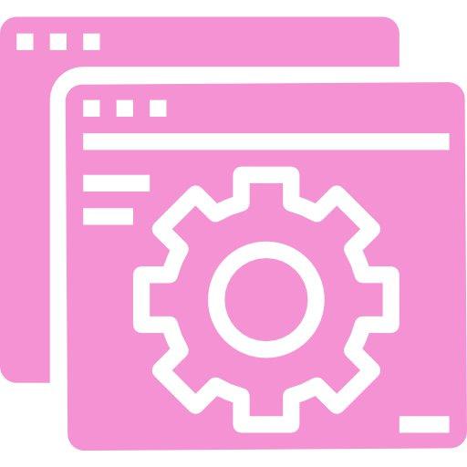 Custom mini site icon.