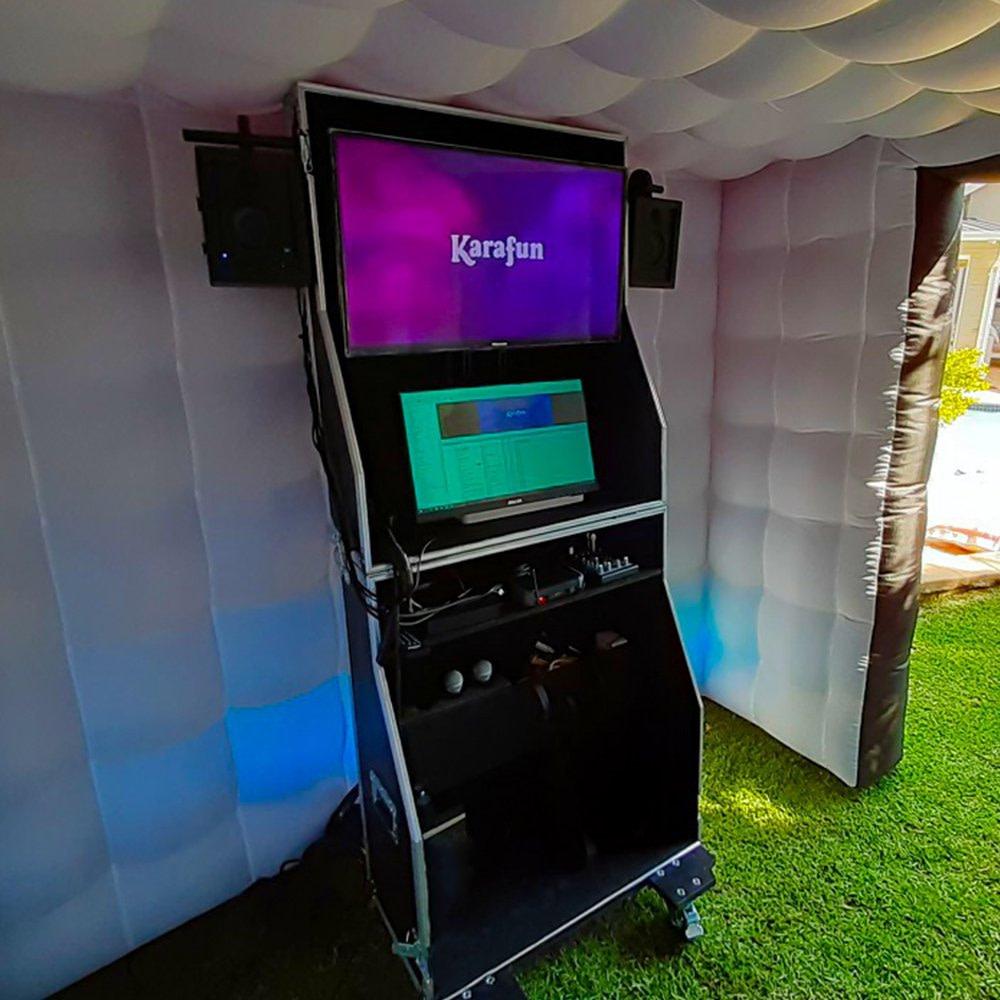 Karaoke Booths.
